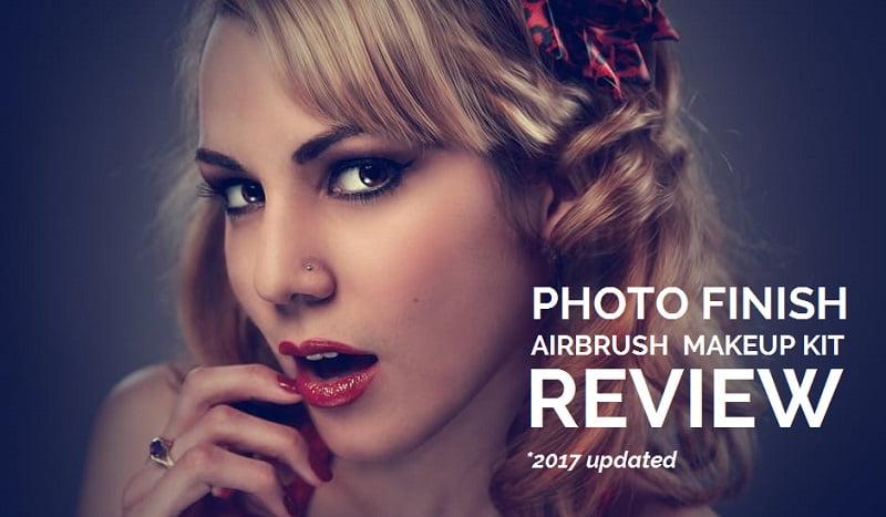 Photo Finish Airbrush Makeup Reviews 2017