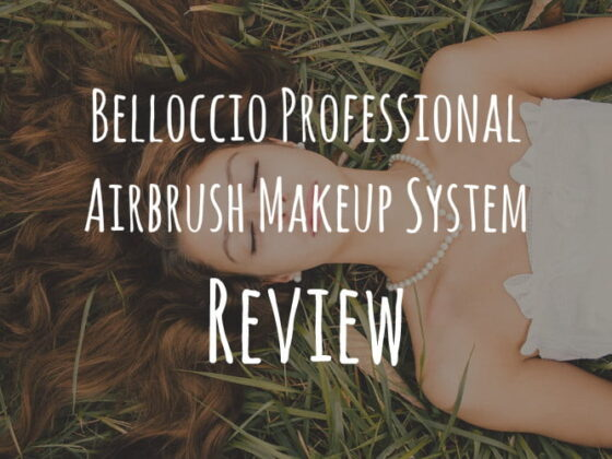 Belloccio Professional Airbrush Makeup System Review