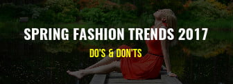 Spring Fashion Trends 2017