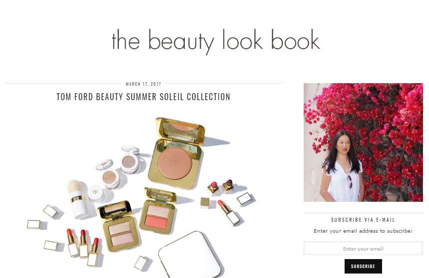 thebeautylookbook.com