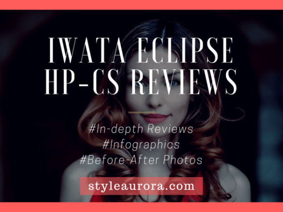 Iwata Eclipse HP-CS Review