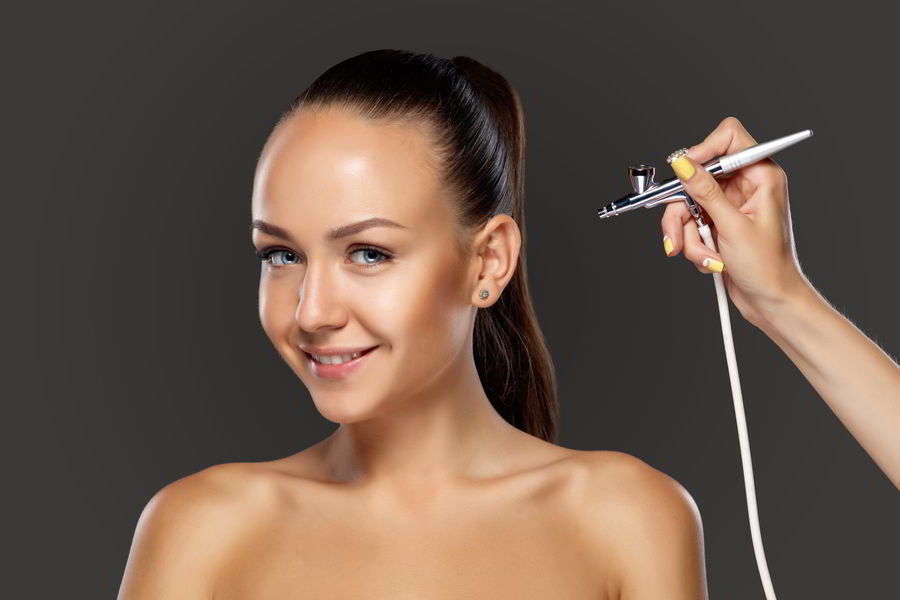 Best Airbrush Makeup Reviews 2019 Top 6 Kit For Flawless Hd Coverage