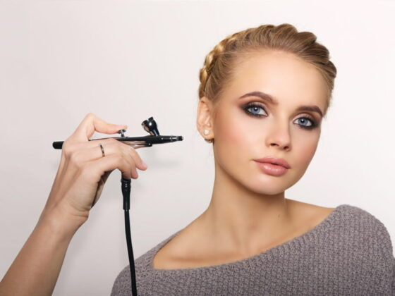 Luminess air silk airbrush makeup kit reviews