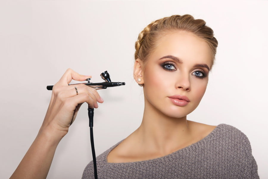 Luminess Air Silk Airbrush Kit Reviews