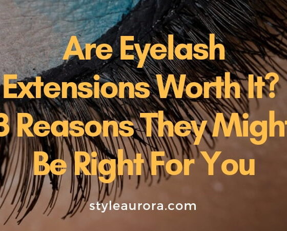 Are Eyelash Extensions Worth It_