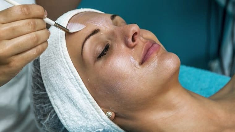 Chemical Peels treatment for wrinkles