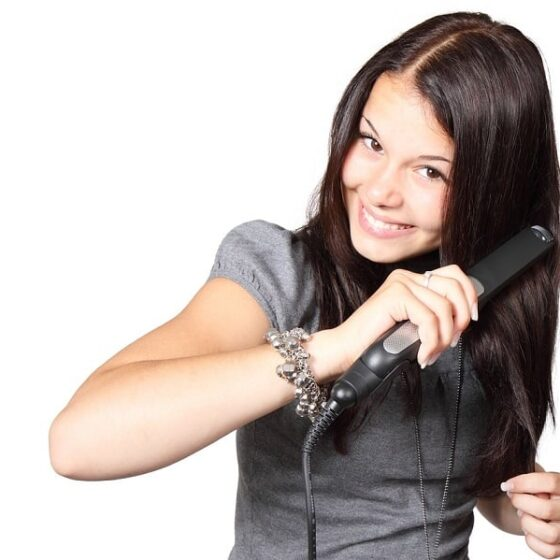 best steam hair straightener
