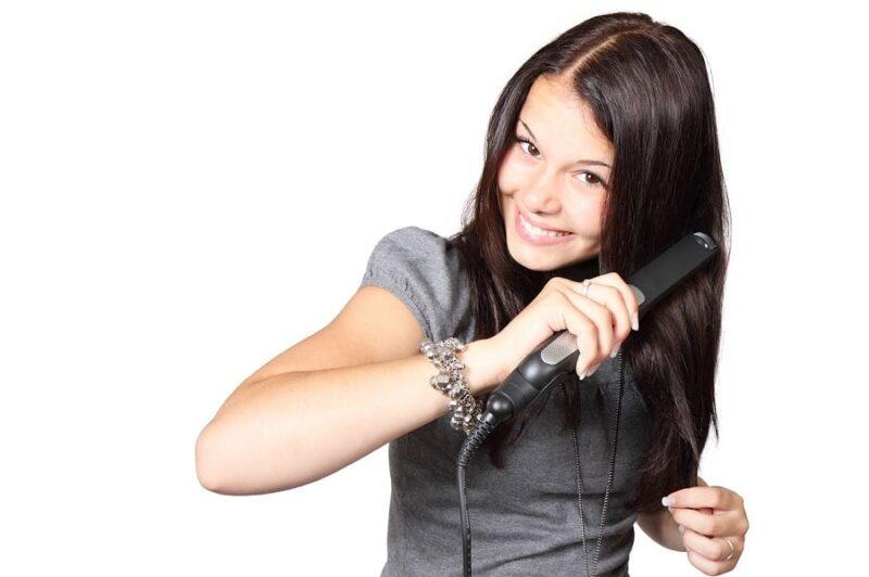 best steam hair straightener