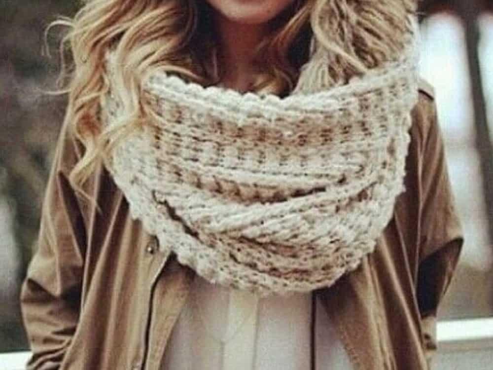 loop style scarf